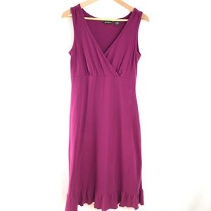 Eddie Bauer Sleeveless Maxi Sundress Medium